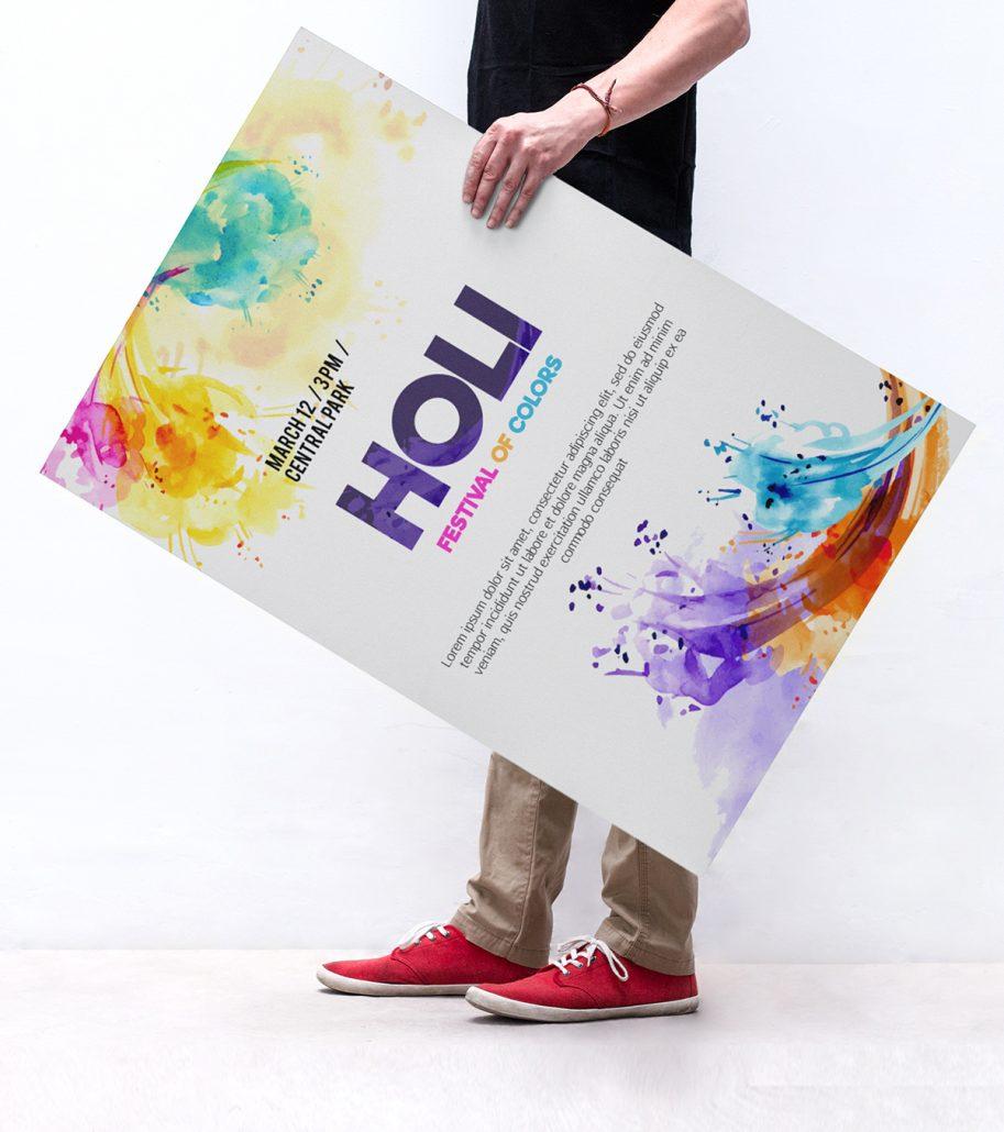 Poster Board – Colorvizio